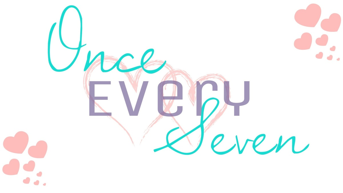 Once Every Seven:1.29.16