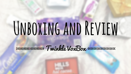 Twinkle VoxBox! Unboxing and Review